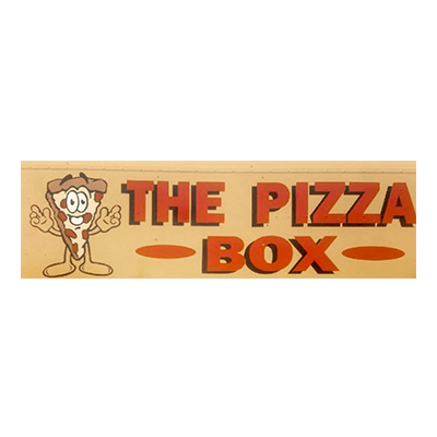 The Pizza Box logo